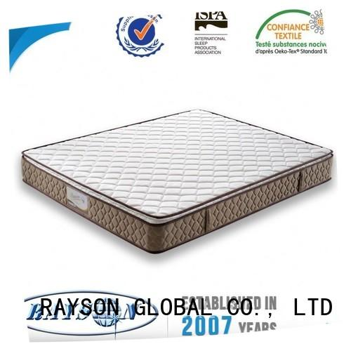 Rayson Mattress cover bonnell spring orthopaedic mattress wholesale for home