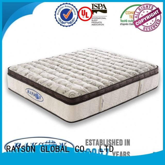 Rayson Mattress top top hotel mattresses Suppliers