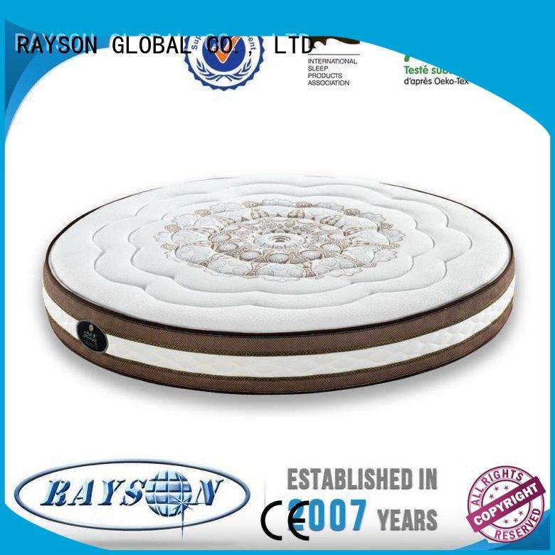 Rayson Mattress techical pocket spring mattress advantage wholesale for villa