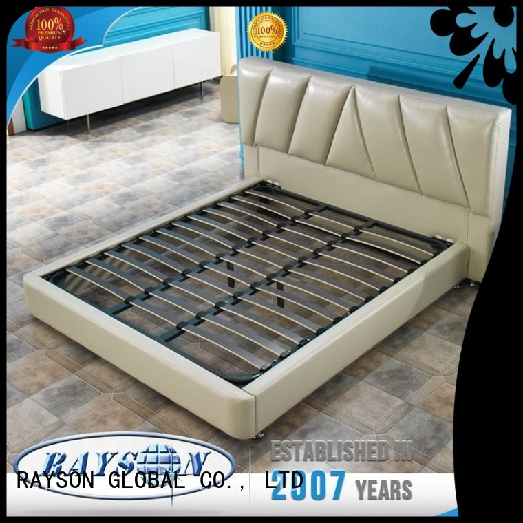 french bed base ice original hotel bed base selfventilating Rayson Mattress Brand