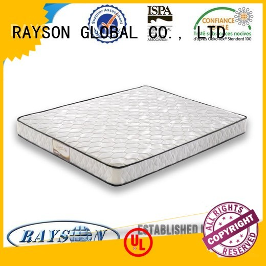Top Rolled bonnell spring mattress customized Suppliers