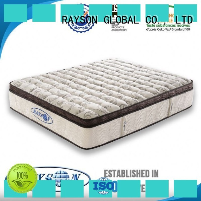 Rayson Mattress New hotel bedding suppliers Supply