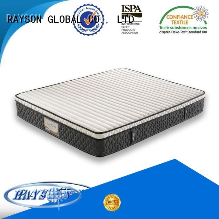 pillowvisco top 10 pocket sprung mattress tv Rayson Mattress company