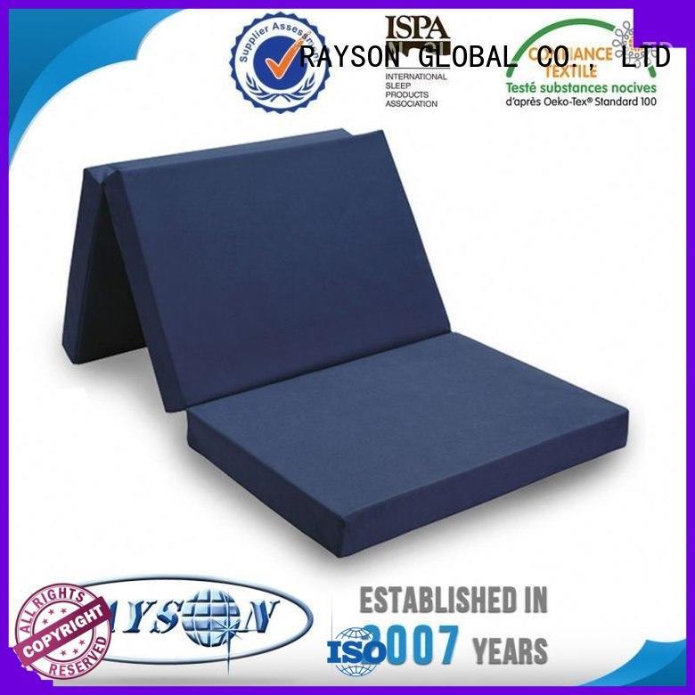 printed massage flex foam mattress memeory Rayson Mattress Brand