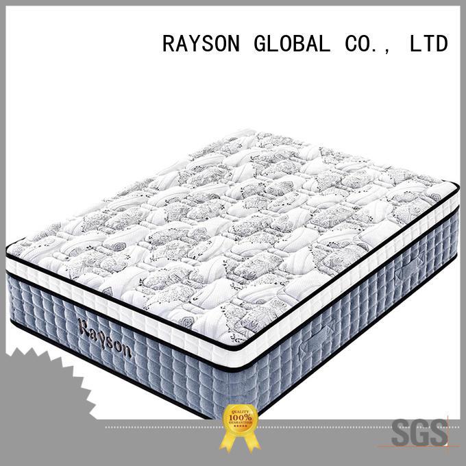Rayson Mattress silent mattress without springs Supply