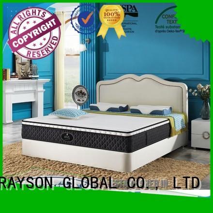 120cm luxurious cotton top 10 pocket sprung mattress Rayson Mattress