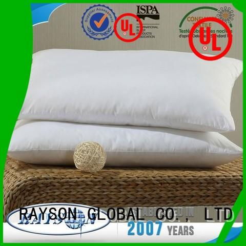 Rayson Mattress High-quality fiberfill for couch cushions Suppliers