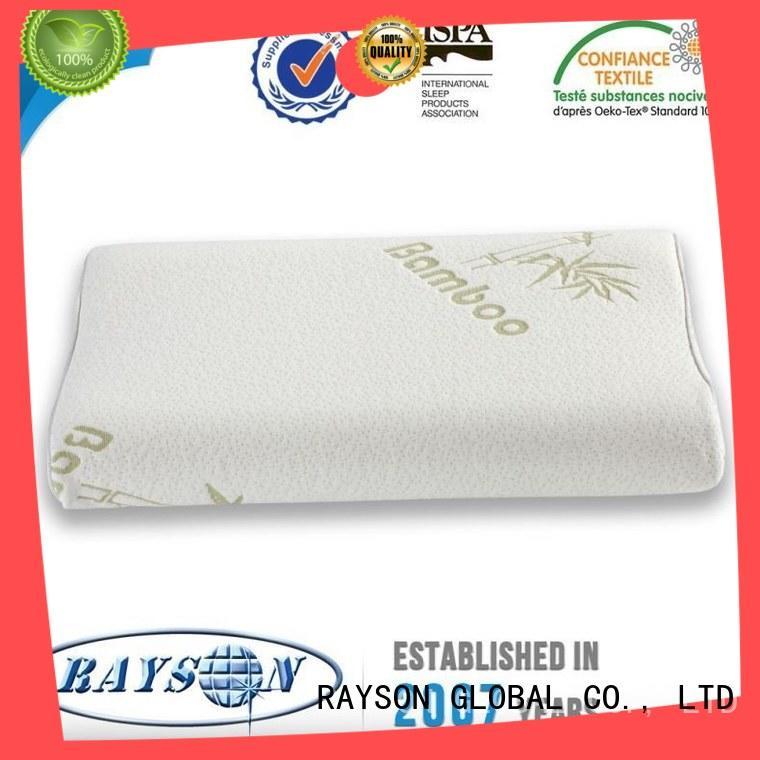 Custom small foam pillow high grade Suppliers