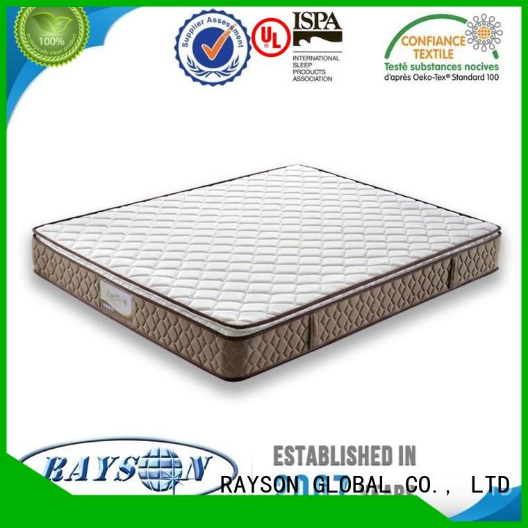 Latest foam vs spring mattress moderate Supply