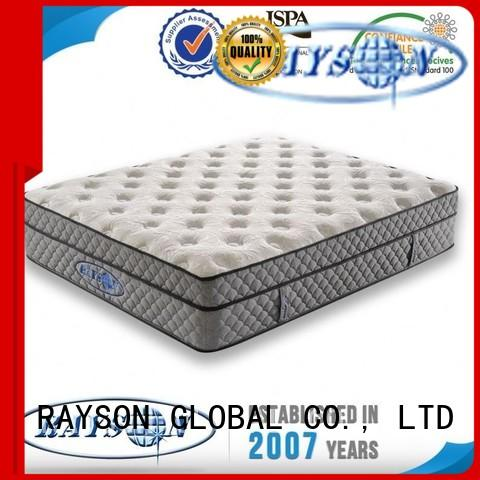 bonnell and memory sprung mattress compress for house Rayson Mattress