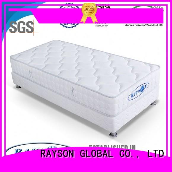memory foam and coil spring mattresses relief bed Rayson Mattress Brand