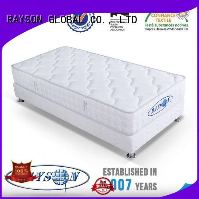 Rayson Mattress Top mattress world Suppliers