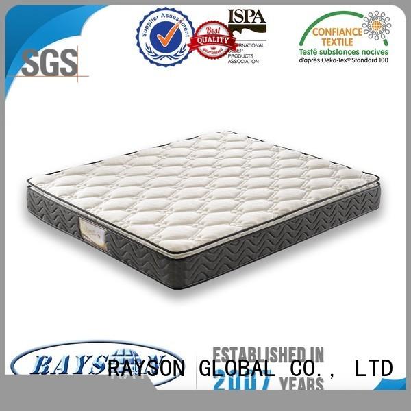 application-spring mattress- foam mattress supplier-Rayson Mattress-img-1