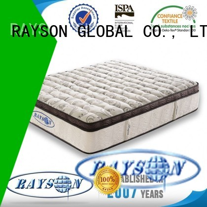 Rayson Mattress High-quality hotel bed comforter Supply