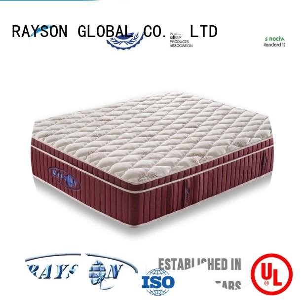 Rayson Mattress mattress best hotel beds to buy Supply