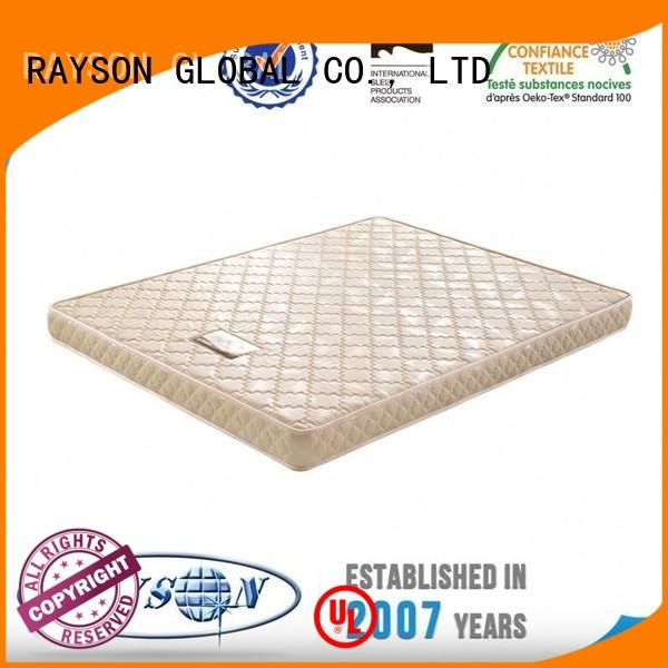 Rayson Mattress Latest foam mattress material Suppliers