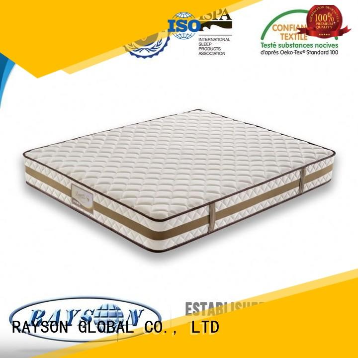 manufaturer pocket springs for sale techical Rayson Mattress company