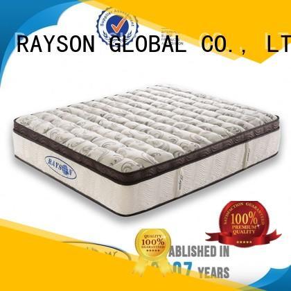 function fire cool 5 star hotel mattress innerspring Rayson Mattress Brand