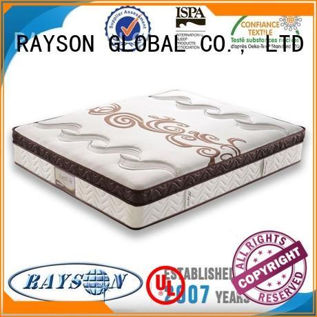 bonnell spring coil compression deep Rayson Mattress Brand company