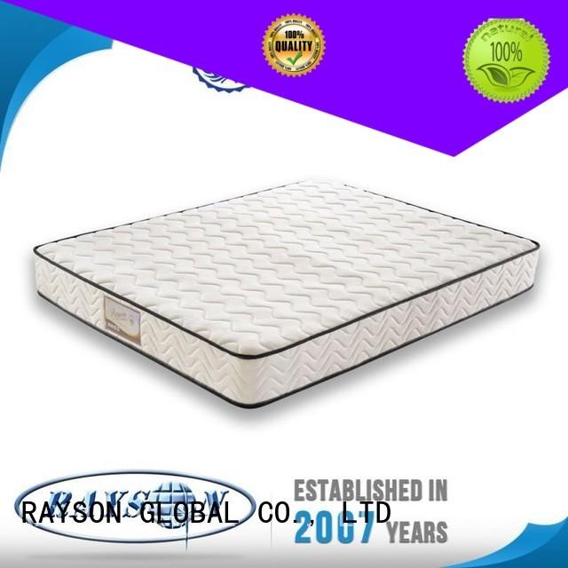 Rayson Mattress Brand 120cm exported chip custom new pocket sprung mattress