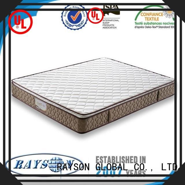 New hotel mattress brands customized Supply
