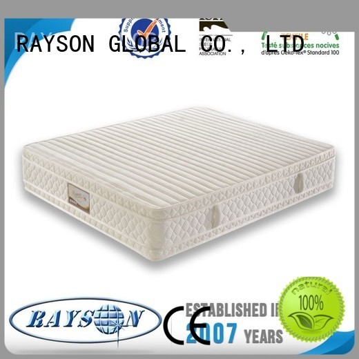 cost palm distributors 4 Star Hotel Mattress Rayson Mattress Brand