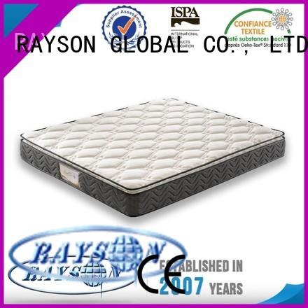 Wholesale bargain luxury bonnell spring mattress beds Rayson Mattress Brand