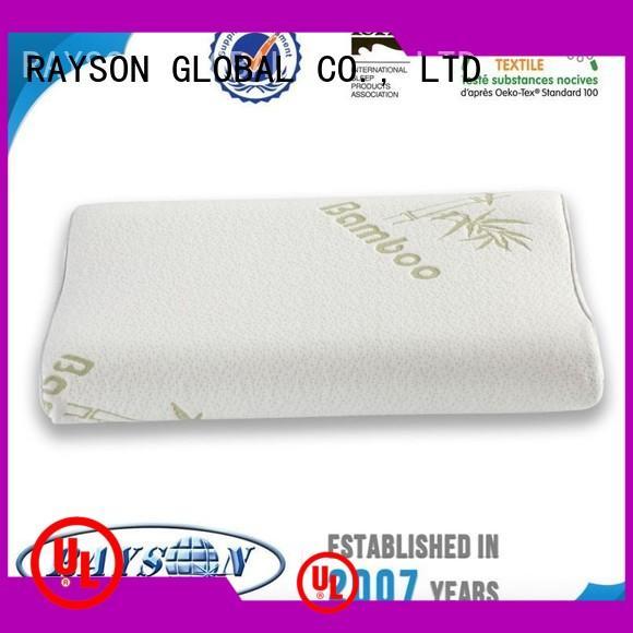 Rayson Mattress High-quality memory foam pillow benefits Suppliers