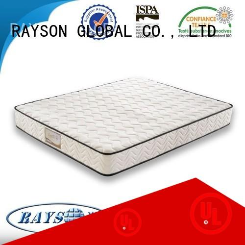 Rayson Mattress Latest roll out foam mattress Suppliers