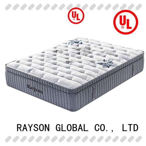 Rayson Mattress Best hotel type bed manufacturers