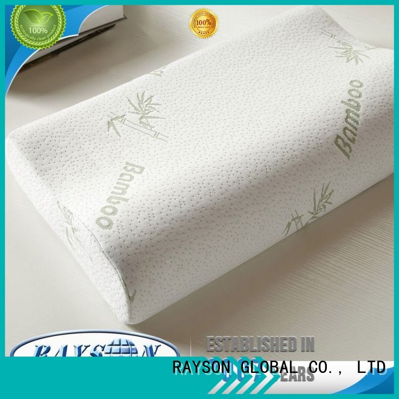beds furinno agent Rayson Mattress Brand cool contour memory foam pillow factory