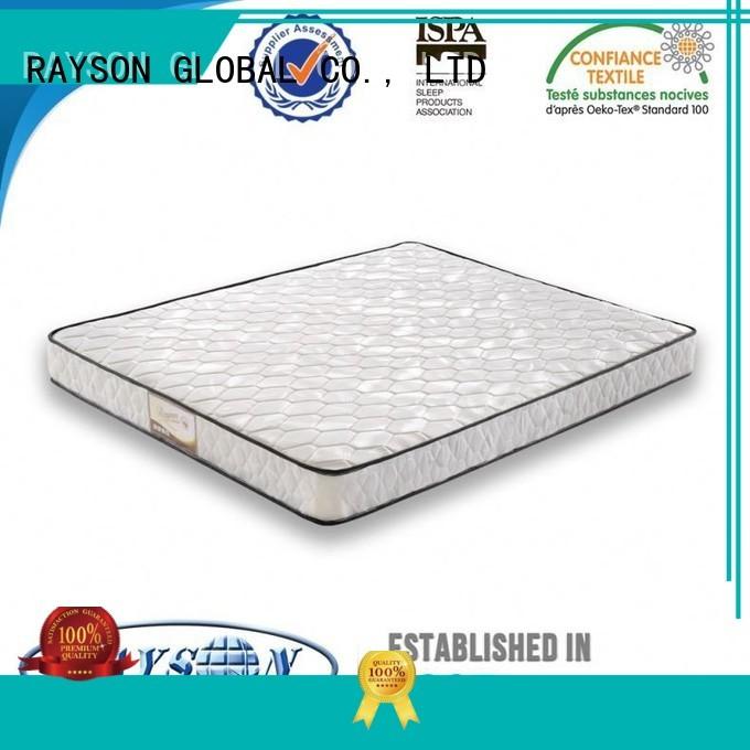 cot fashion bonnell spring mattress benefits sale Rayson Mattress Brand