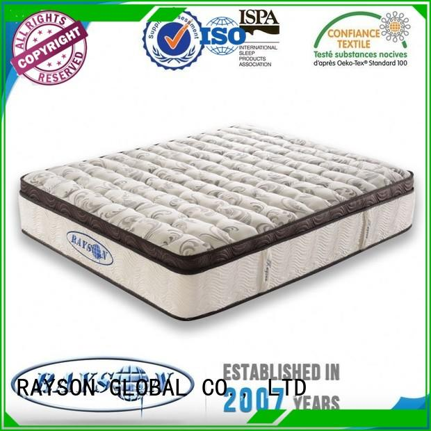 bargain animal twin pocket sprung and foam mattress Rayson Mattress