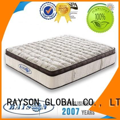 Rayson Mattress cheap prices queen size pocket sprung mattress cheapest for house