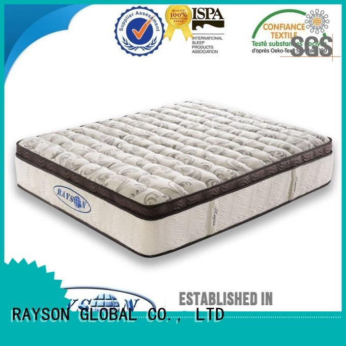 Rayson Mattress Wholesale best hotel beds to buy manufacturers