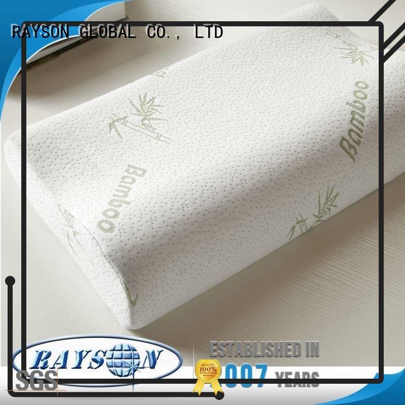 cool contour memory foam pillow matttress commercial memory foam pillow deals darling Rayson Mattress Brand