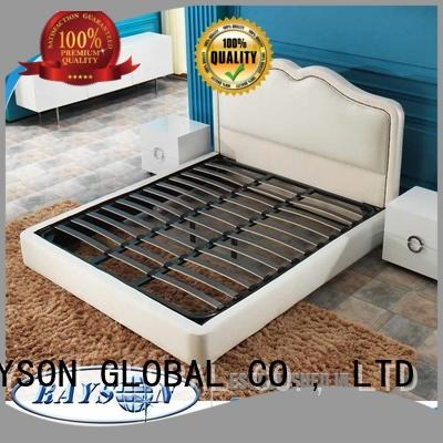 Rayson Mattress customized tall queen bed frame manufacturers