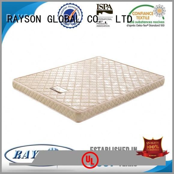 Rayson Mattress Brand hollander techical poly foam mattress toppers