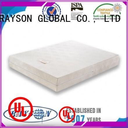 Rayson Mattress Custom foam mattress pad Suppliers