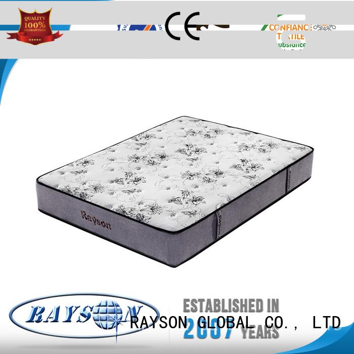 Rayson Mattress Wholesale is spring mattress good manufacturers
