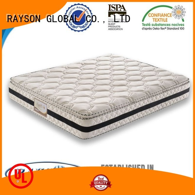 New individual coil spring mattress euro Supply