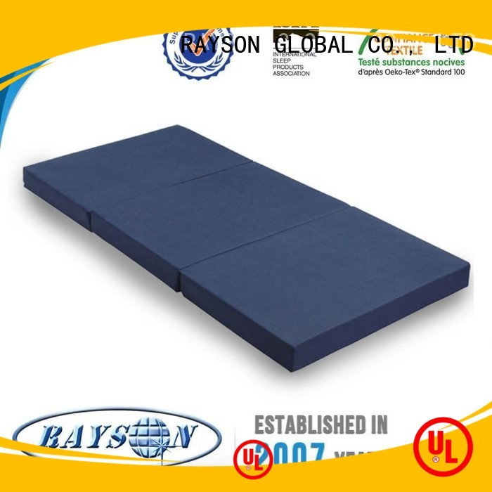 Rayson Mattress Top are mattresses toxic manufacturers