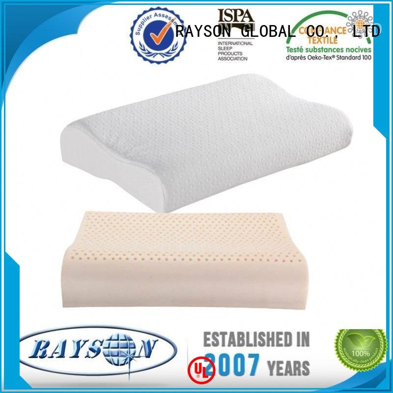 selfventilating what is the best latex pillow lavender brand Rayson Mattress Brand