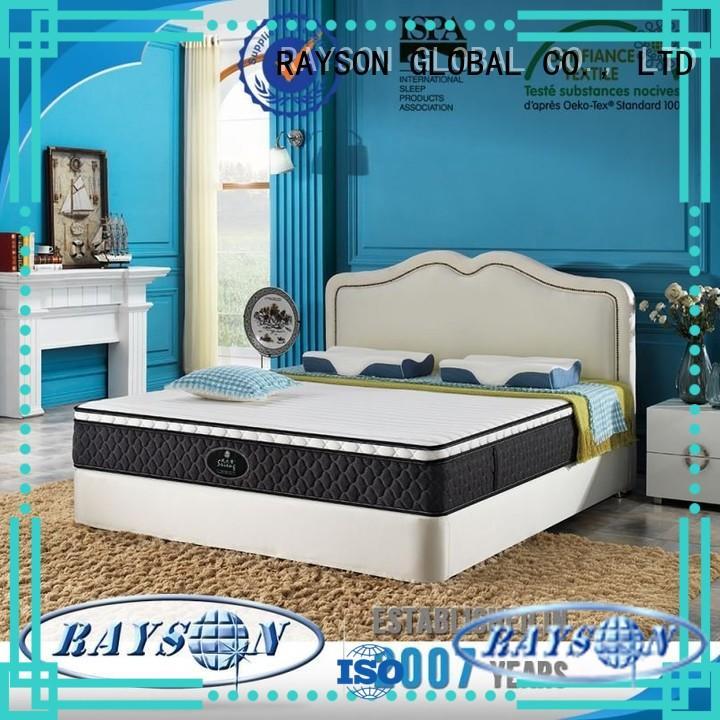 Quality Rayson Mattress Brand new pocket sprung mattress anti golden