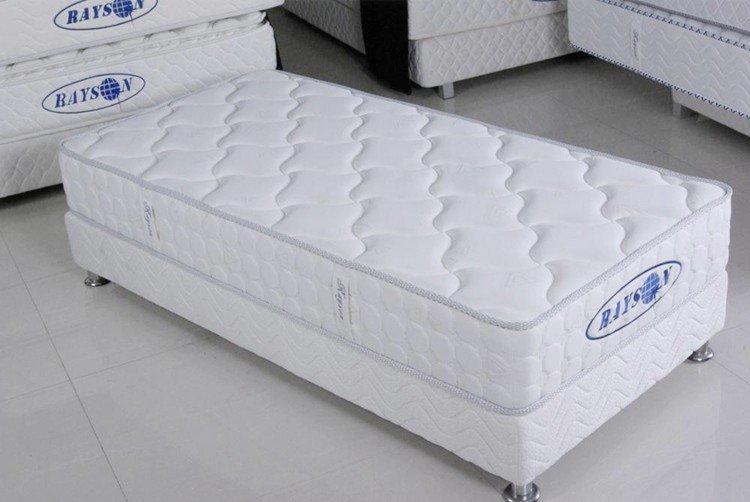 Latest pocket coil memory foam mattress full Supply-2