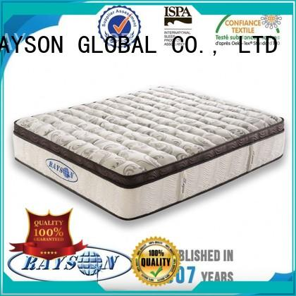 Quality Rayson Mattress Brand air 5 star hotel mattress