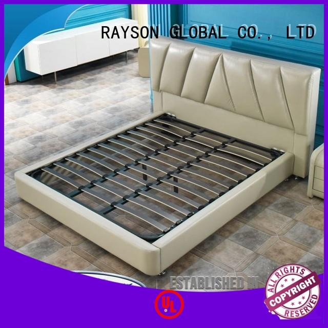Rayson Mattress high quality full bed frame Supply
