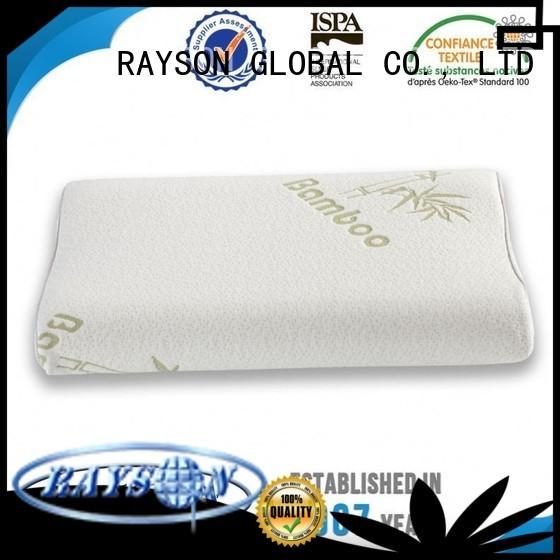 packing warranty ball memory foam pillow deals bestsellers Rayson Mattress Brand