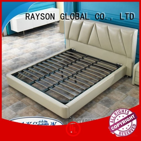 Rayson Mattress Brand rectangle french bed base assurance supplier