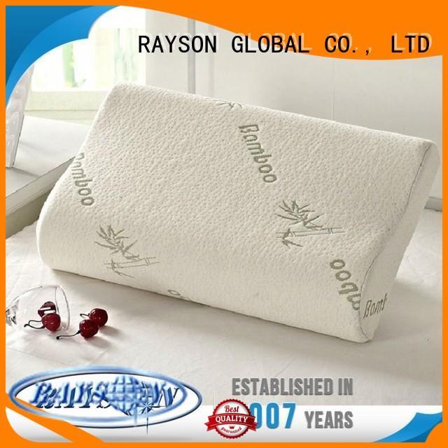 Rayson Mattress Brand 4d height europen memory foam pillow deals manufacture